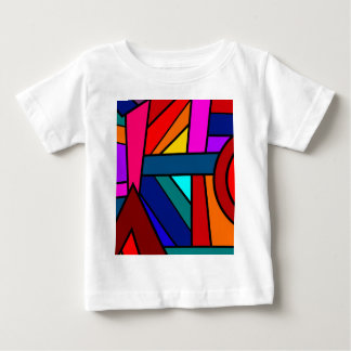 WITH A WINK AND A SMILE! (pattern design) ~ Baby T-Shirt