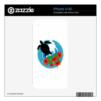 WITH ALL BEAUTY DECALS FOR iPhone 4S