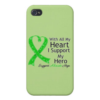With All My Heart Covers For iPhone 4