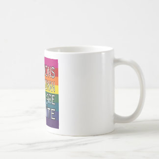 With An Open Mind You Will Be Open Hearted Coffee Mug