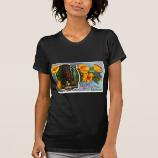 With Best New Year Wishes from California T Shirts