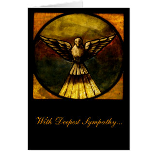 With Deepest Sympathy... Card