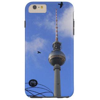 "With detalle of World "" Berlín TV Tower ""Programa  Funda Para iPhone 6 Plus Tough"