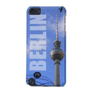 "WITH detalle of World "" Berlín TV Tower ""Programa  Funda Para iPod Touch 5G"