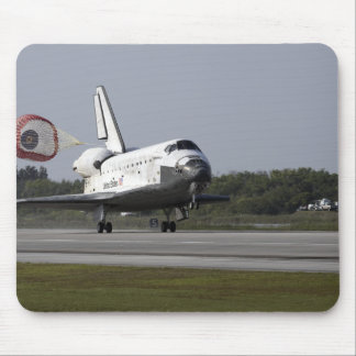 With drag chute unfurled mousepads