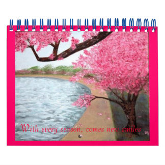 With every season, comes new smiles calendar