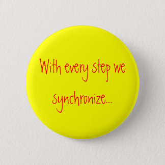 With every step we synchronize... button