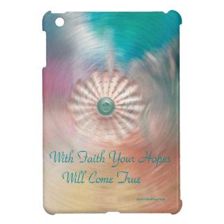 WITH FAITH.....Hard shell iPad Mini Case