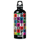 with Floral Pattern SIGG Traveler 0.6L Water Bottle