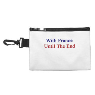 With France Until The End Accessory Bags