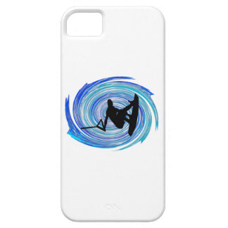 WITH GLASSY CONDITIONS iPhone SE/5/5s CASE