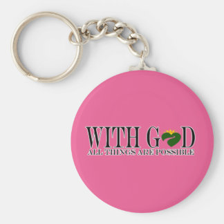 With GOD (Gift-Items) Keychain