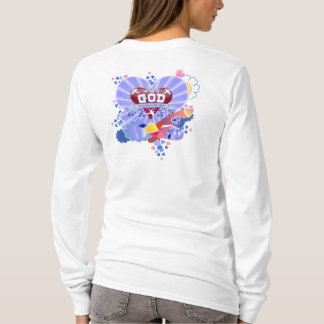 With God Hearts T-Shirt