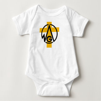 With Gods Vision Baby Bodysuit