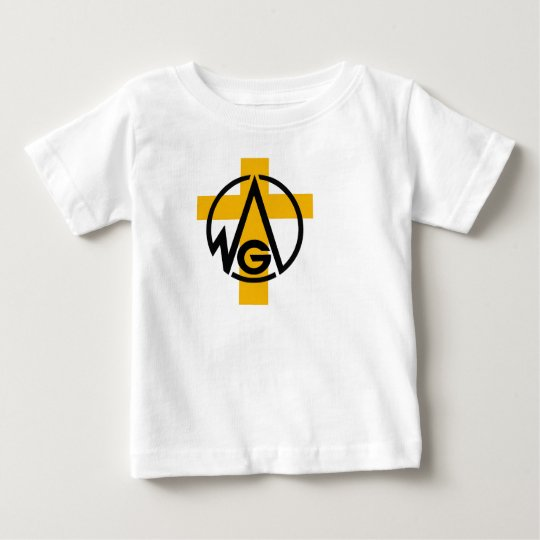 With Gods Vision Baby T-Shirt
