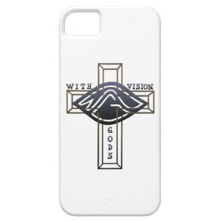 With Gods Vision iPhone SE/5/5s Case