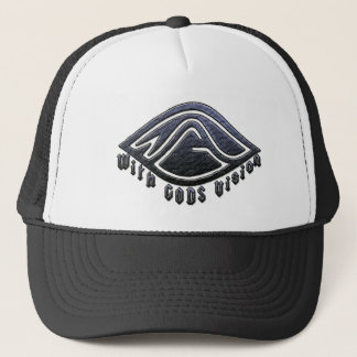With Gods Vision Trucker Hat