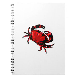 WITH GREAT CLAWS SPIRAL NOTE BOOK
