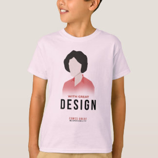 With great design T-Shirt
