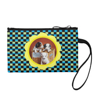 With Hearty Good Wishes by Carl Reichert Coin Purse