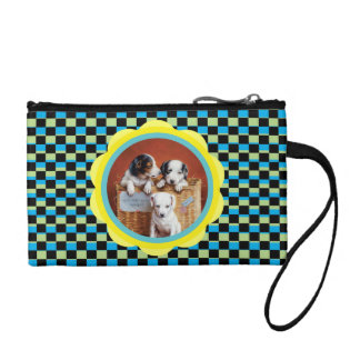 With Hearty Good Wishes by Carl Reichert Coin Wallet