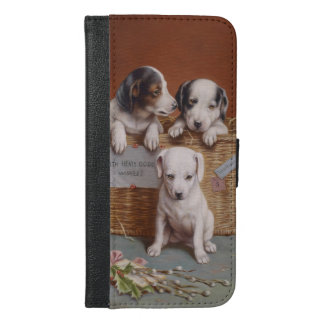With Hearty Good Wishes iPhone 6/6s Plus Wallet Case