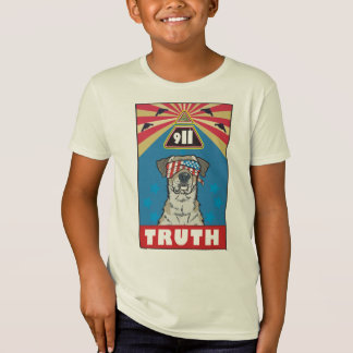 """""""With Liberty and Justice for All"""" Kids T-Shirt"""