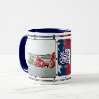 With Liberty We Stand USCG Coffee Mug