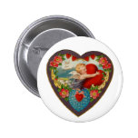 With Love and Esteem Pinback Button