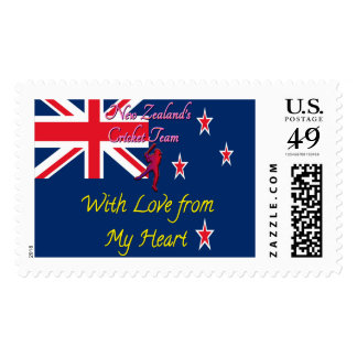 With love from my heart postage