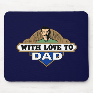 With Love Mousepads