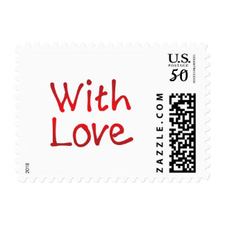 With Love Postage