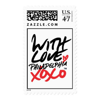 'With Love' Postage