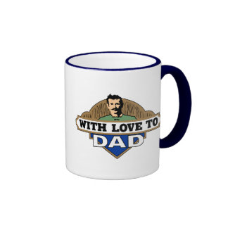 With Love Ringer Mug