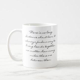 With Love...Stacks Truck Classic White Coffee Mug