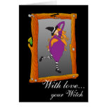With love... your Witch Cards