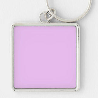 With Nothing On It Except Color - Light Pink Keychain