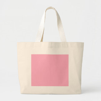 With Nothing On It Except Color - Pink Bag