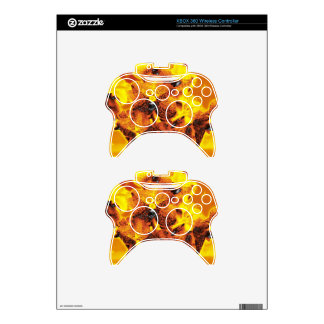 With other eyes watched flowers 2 xbox 360 controller skin
