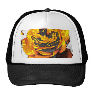 With other eyes watched flowers 4 trucker hat