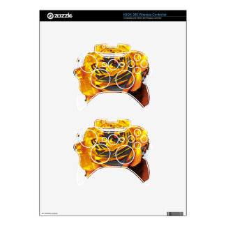 With other eyes watched flowers 4 xbox 360 controller skins