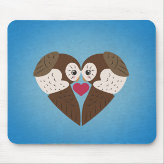 With Owl of my Heart Mousepad