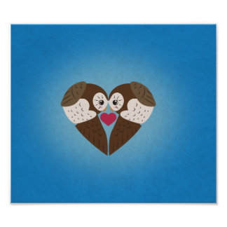 With Owl of my Heart Poster