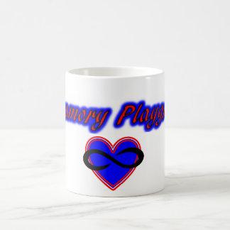with polyamory symbol classic white coffee mug