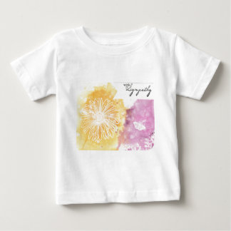 With Sympathy Baby T-Shirt