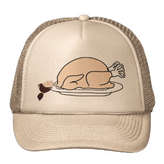 With table for Thanksgiving! - Hats