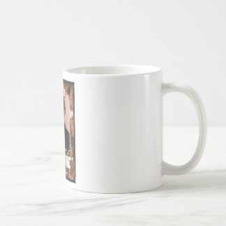 """with """"THAT ONE"""" Classic White Coffee Mug"""
