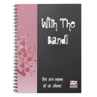 With The Band! Notebook