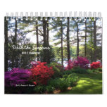 With the Seasons - 2017 Calendar ---