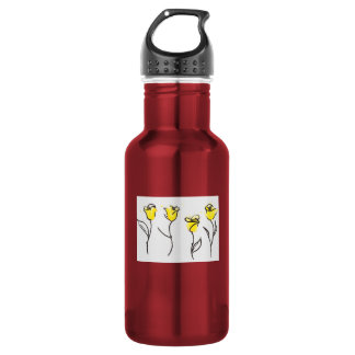 with the Zonta Rose Water Bottle